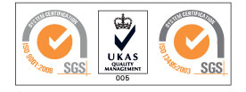 UKAS Badge